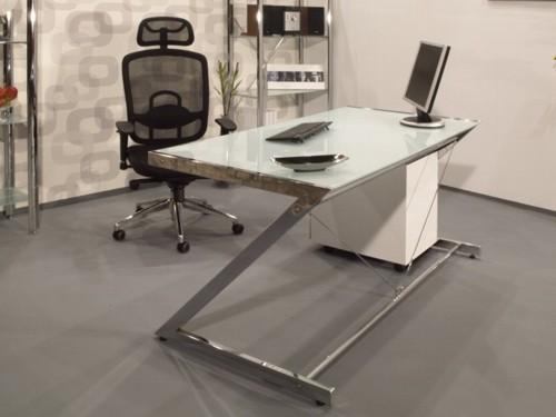 Fém íróasztal
